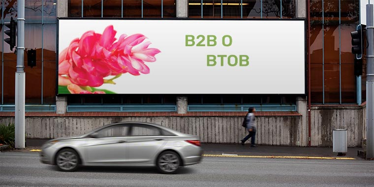 B2B O BTOB
