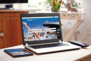 Class Rent a Car - Diseño Web Ibiza