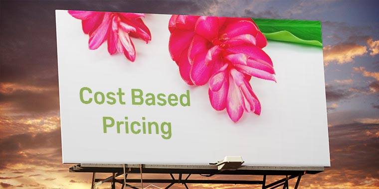 cost based pricing