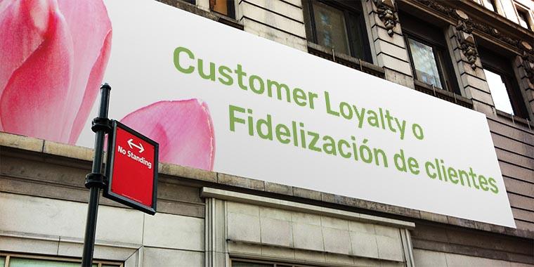 customer lolalty o fidelizacion de clientes