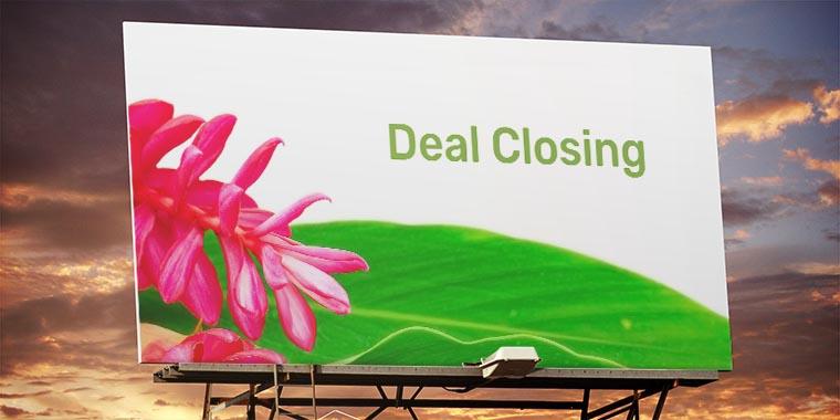 deal closing