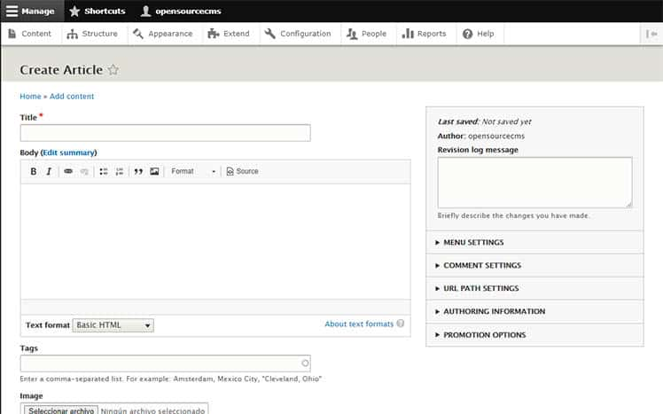 Wordpress, Joomla, Drupal  ¿Cuál elegir? 3