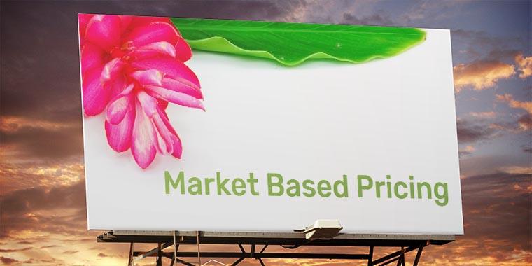 market based pricing