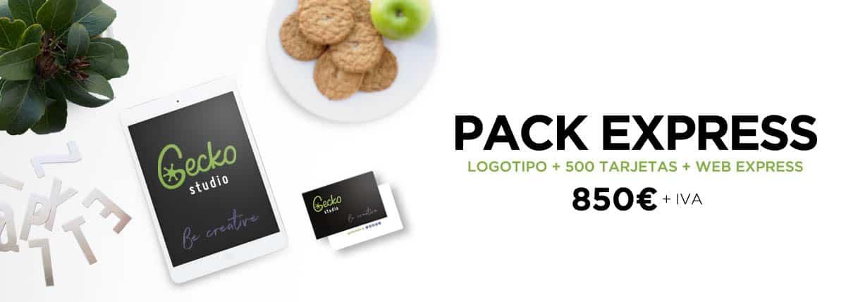 Promoción Pack Express