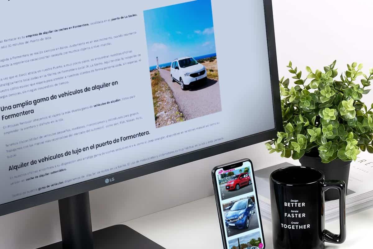 Pitiusas Rent a Car, alquiler de coches en Formentera