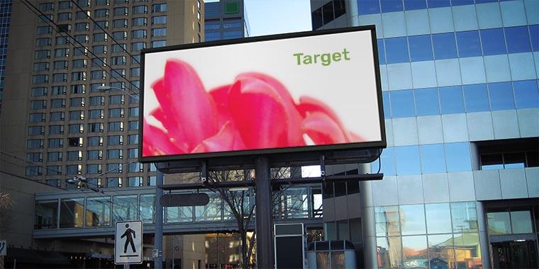 target o publico objetivo