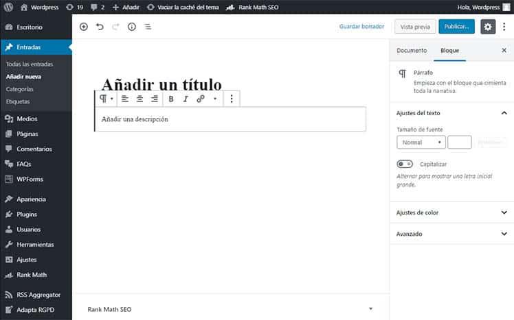 Wordpress, Joomla, Drupal  ¿Cuál elegir? 1